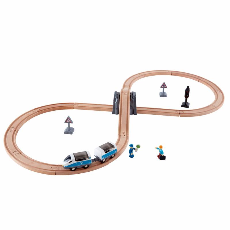 HAPE - Vláčkodráha s tunelem