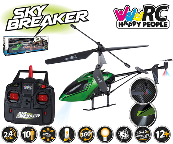 HAPPY PEOPLE - Rc Sky Breaker