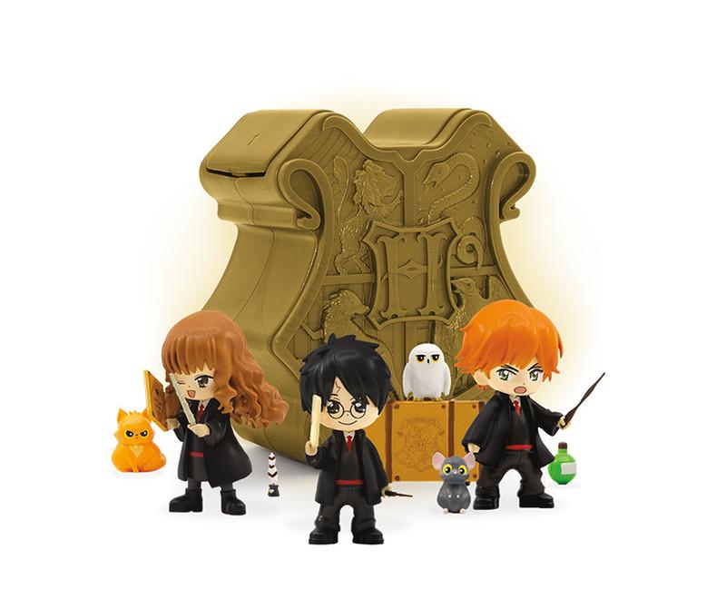 Harry Potter - sběratelské figurky , Mix Produktů.