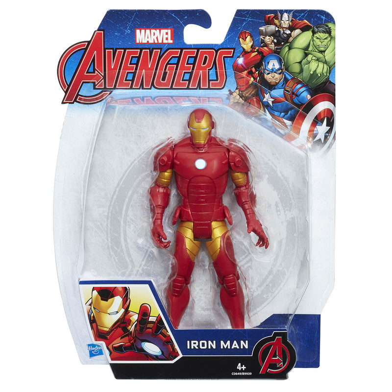 HASBRO - Avengers 15Cm Figurka Asst