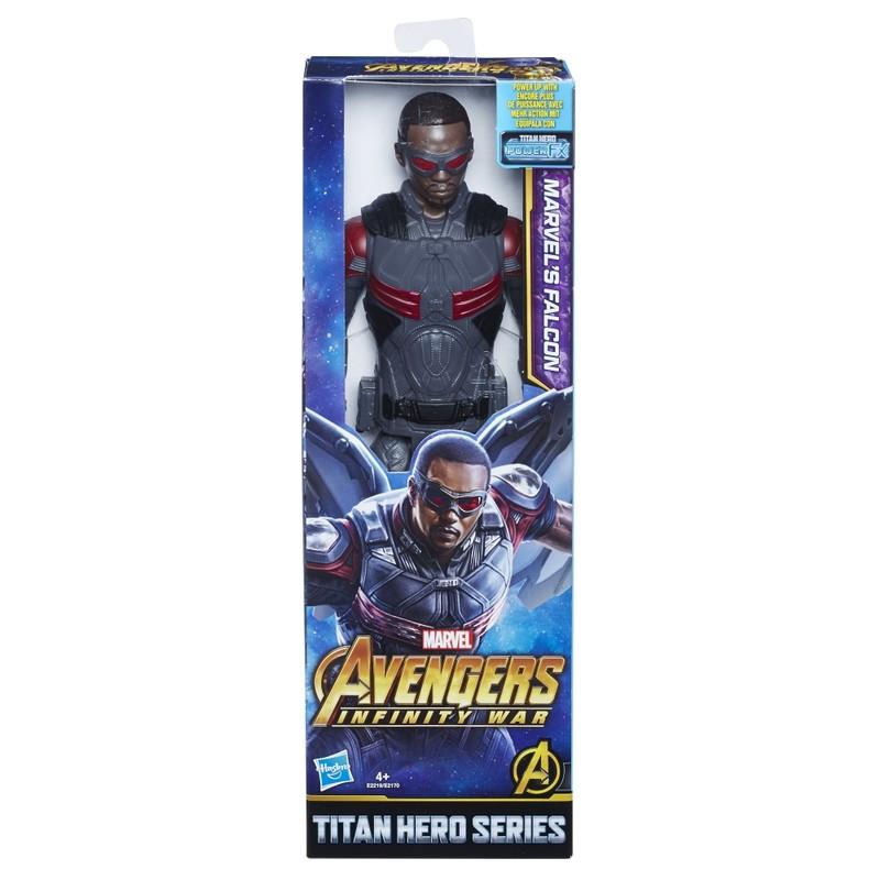 HASBRO - Avengers 30cm deluxe figurky s doplňky B Mix