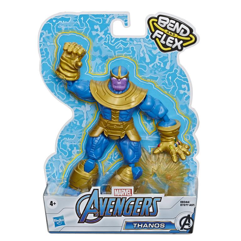 HASBRO - Avengers figurka Bend and Flex