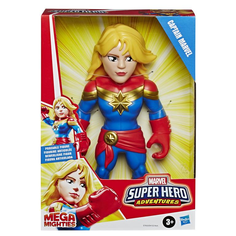 HASBRO - Avengers Mega Mighties figurka
