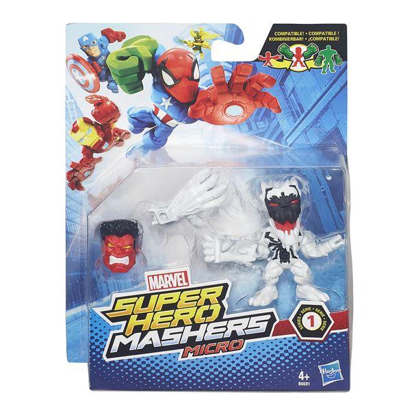 HASBRO - Avengers - Micro Hero Mashers Asst
