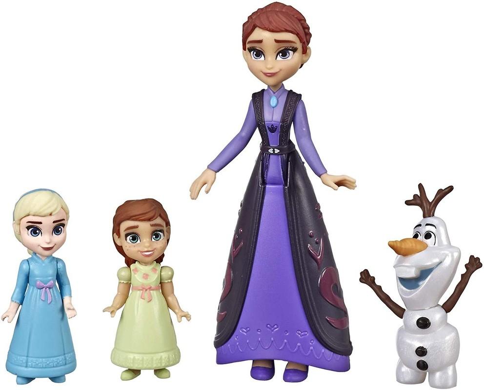 HASBRO - Disney Frozen 2 Mini figurky set Deluxe E6913