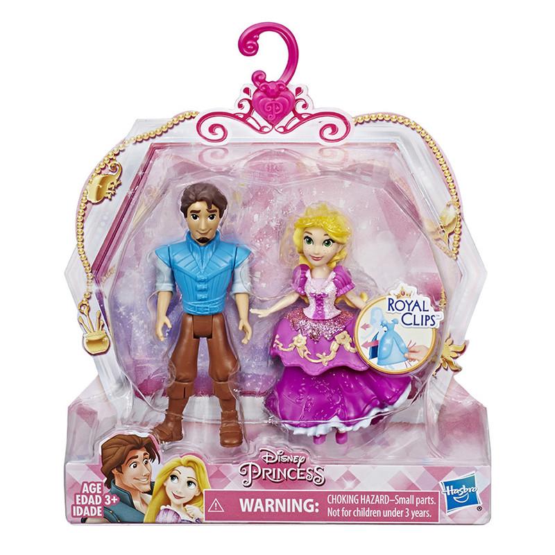 HASBRO - Disney Princess Mini Princezna A Princ - Mix