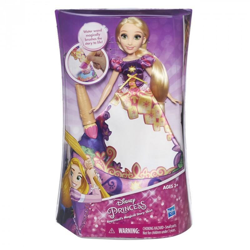HASBRO - Disney Princess Panenka S vybarvovací sukní Asst