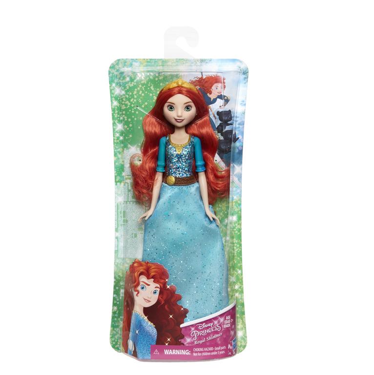 HASBRO - Disney Princess SHIMMER MERIDA