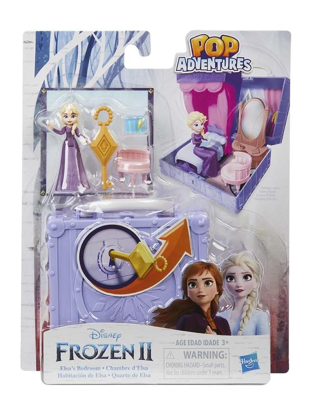 HASBRO - Frozen 2 hrací set se scénou