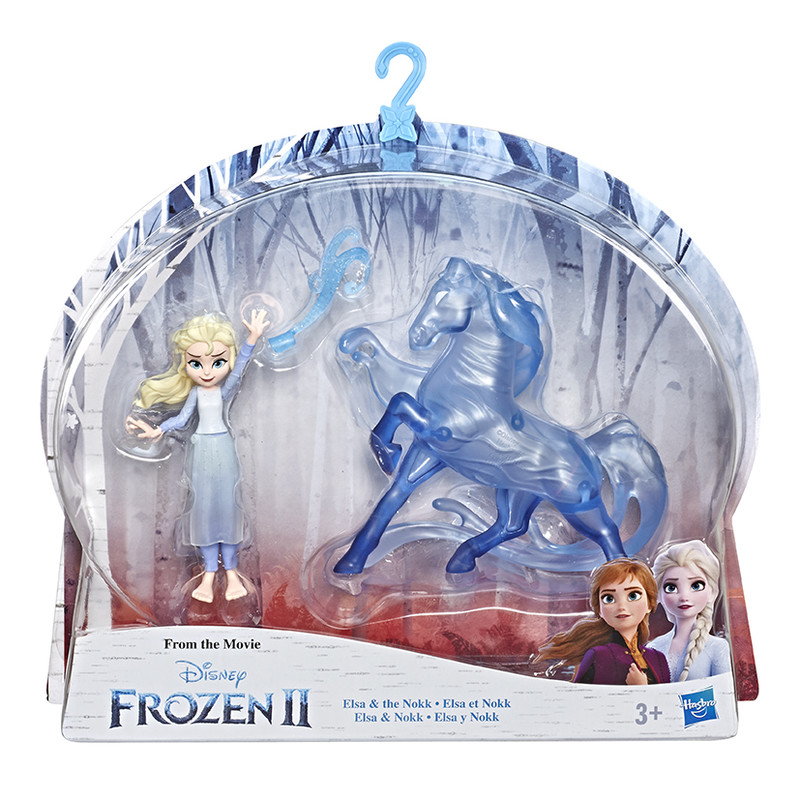 HASBRO - Frozen 2 mini figurky Deluxe