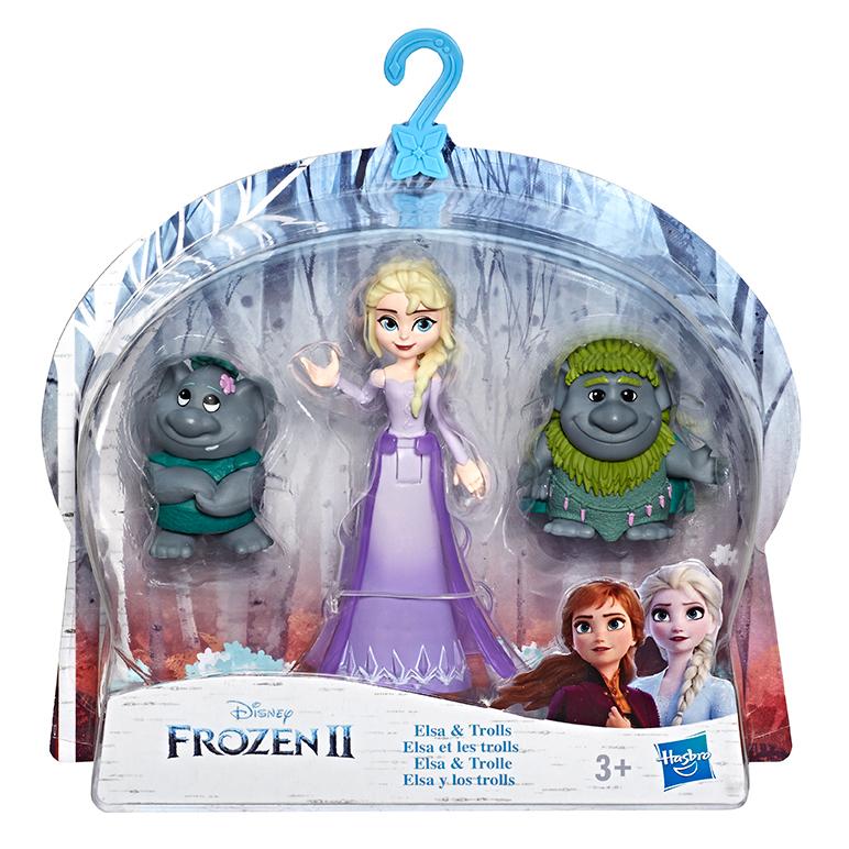 HASBRO - Frozen 2 mini figurky kamarádu