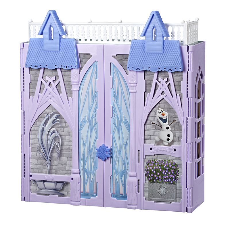 HASBRO - Frozen 2 otevírací hrad
