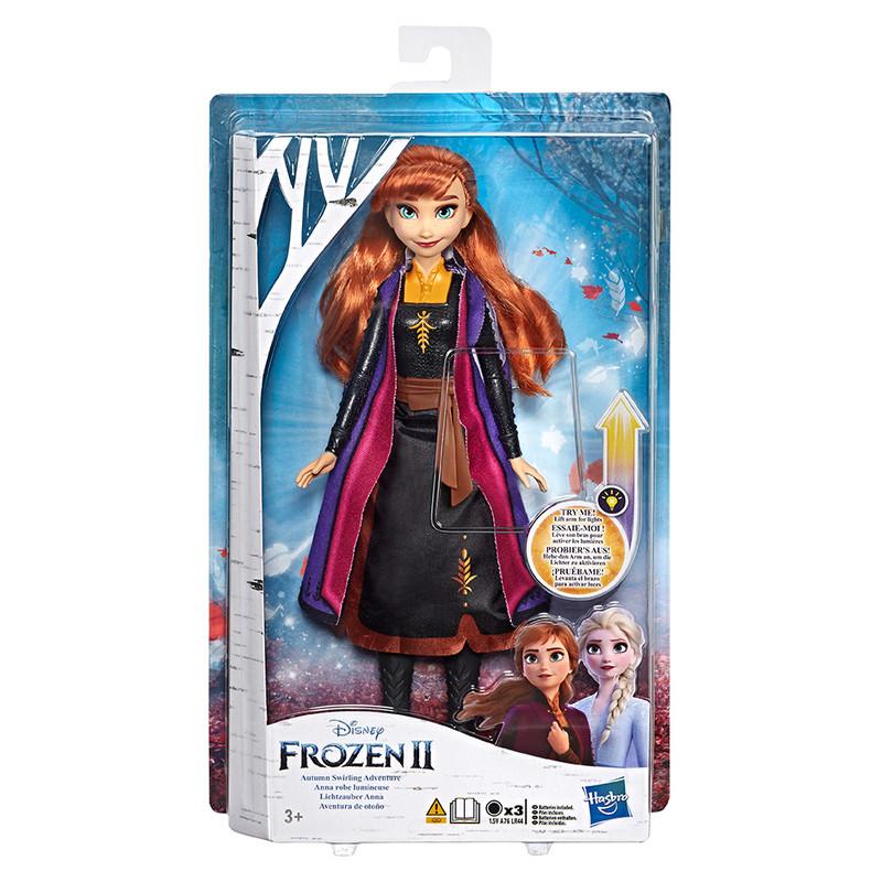 HASBRO - Frozen 2 svítící Anna