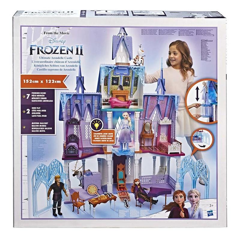 HASBRO - Frozen 2 velký hrad Arendelle HASBRO