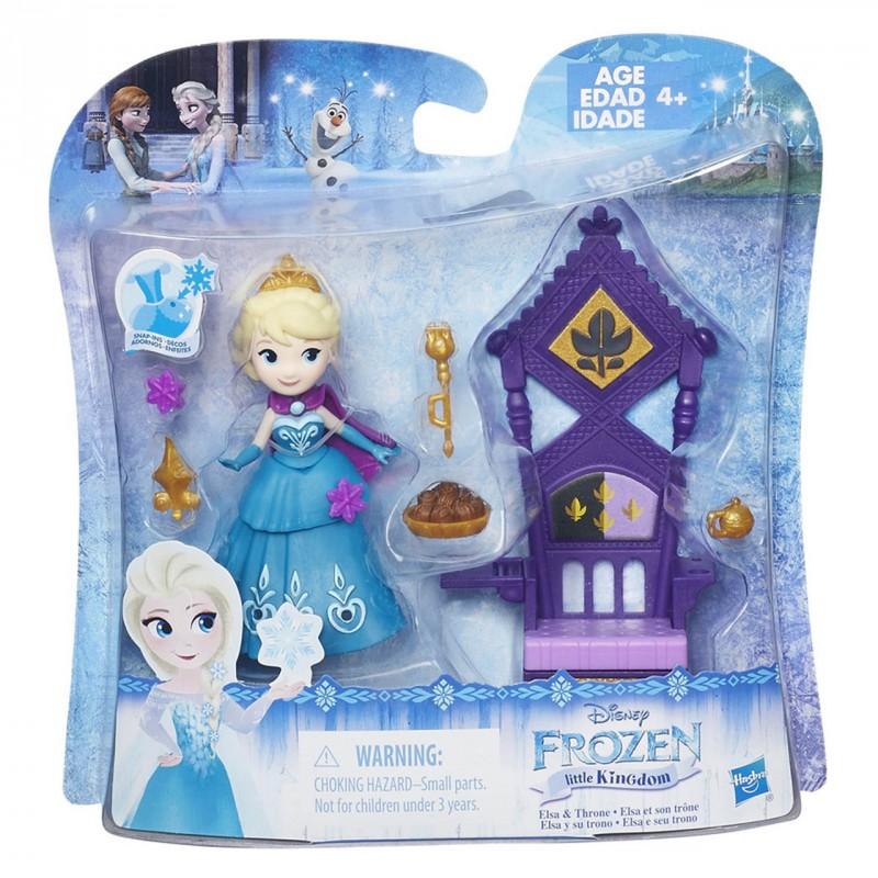 HASBRO - Frozen Malá Panenka S S doplňky Asst