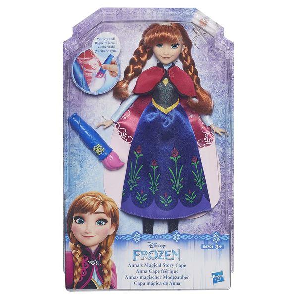 HASBRO - Frozen Panenka s vybarvovací sukní (Anna nebo Elsa)