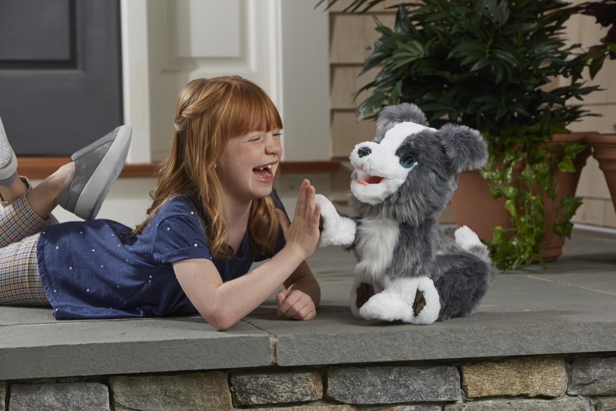 HASBRO - Fur Real Friends Ricky nejlepší psí kamarád