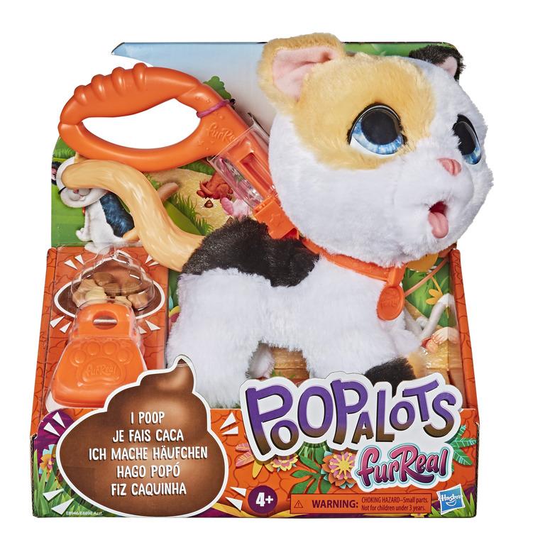 HASBRO - FurReal Friends Poopalots velké zvířátko