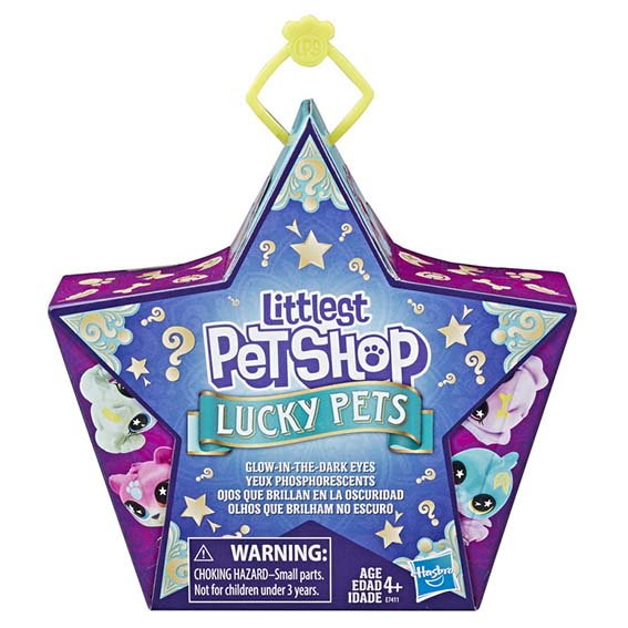 HASBRO - Littlest Pet Shop balení magických zvířátek