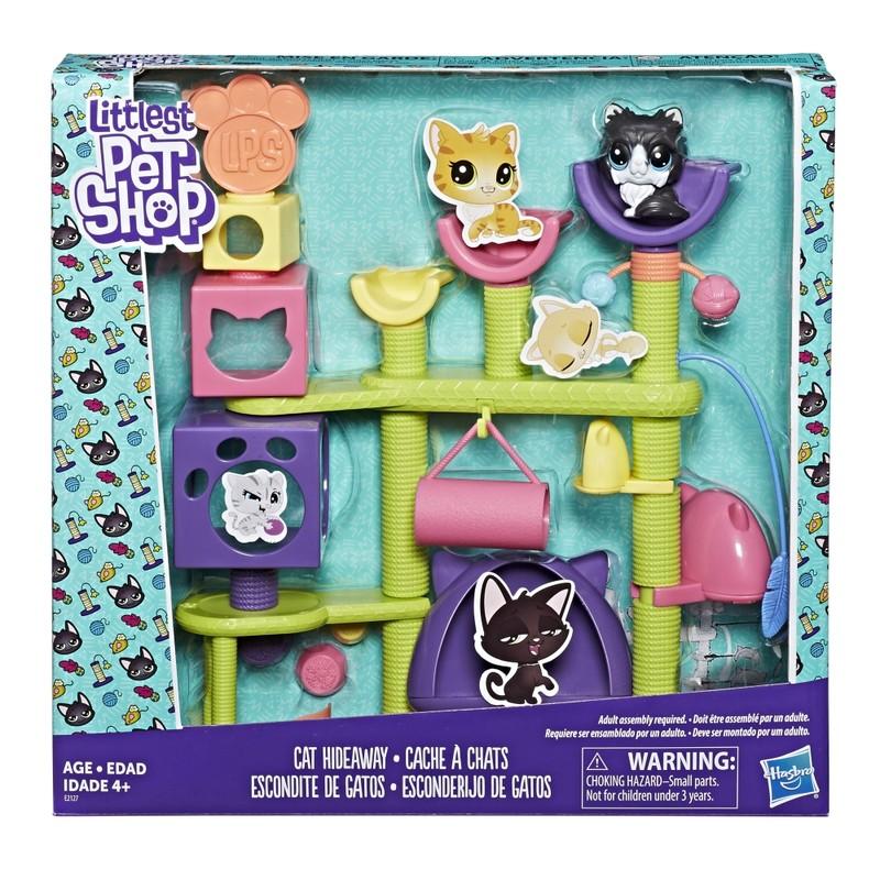HASBRO - Littlest Pet Shop Set kočičí domeček
