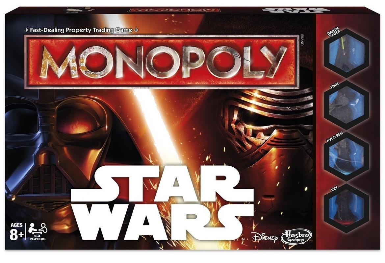 HASBRO - Monopoly Star Wars