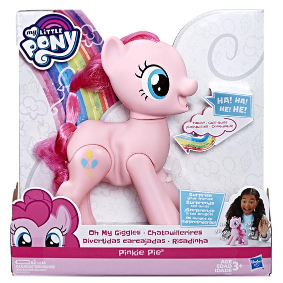 HASBRO - My Little Pony chichotající se Pinkie Pie
