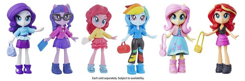 HASBRO - My Little Pony EG panenka s příslušenstvím