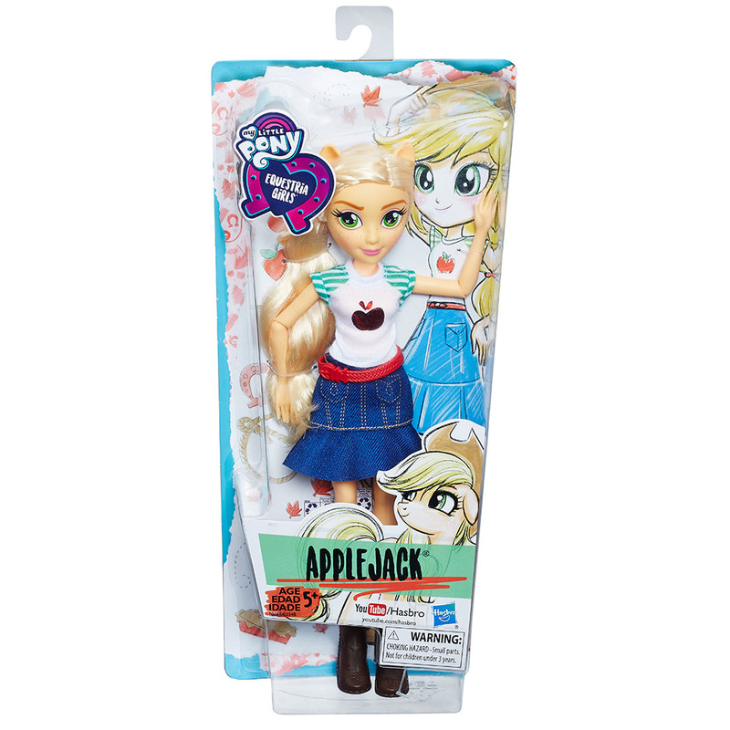 HASBRO - My Little Pony Equestria Girls Panenka Ast I