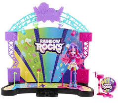 HASBRO - My Little Pony Equestre Girls - Jeviště hrací set A8060