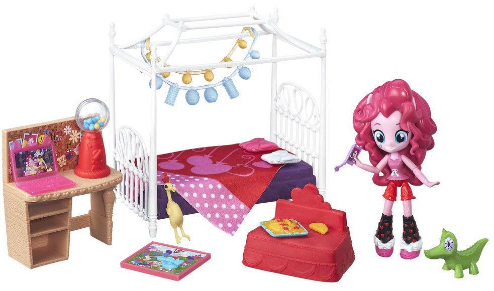 HASBRO - My Little Pony Equestre Pokojíček hrací set B8824