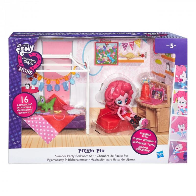HASBRO - My Little Pony Hrací Set - Pokojíček