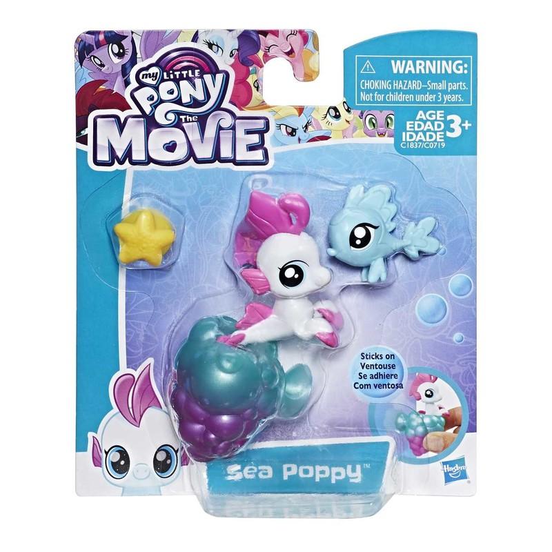 HASBRO - My Little Pony Mini pony s přísavkou a doplňky asst