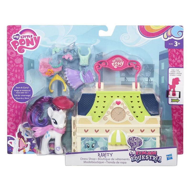 HASBRO - My Little Pony Otevírací Hrací Set Mix