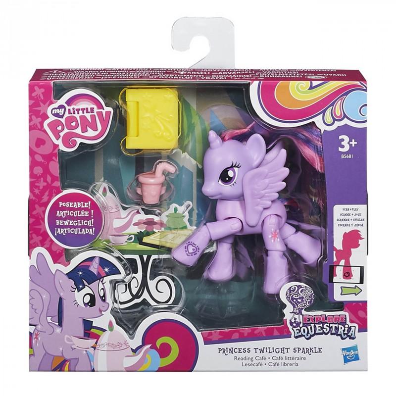 HASBRO - My Little Pony Poník S klubovým Body Asst