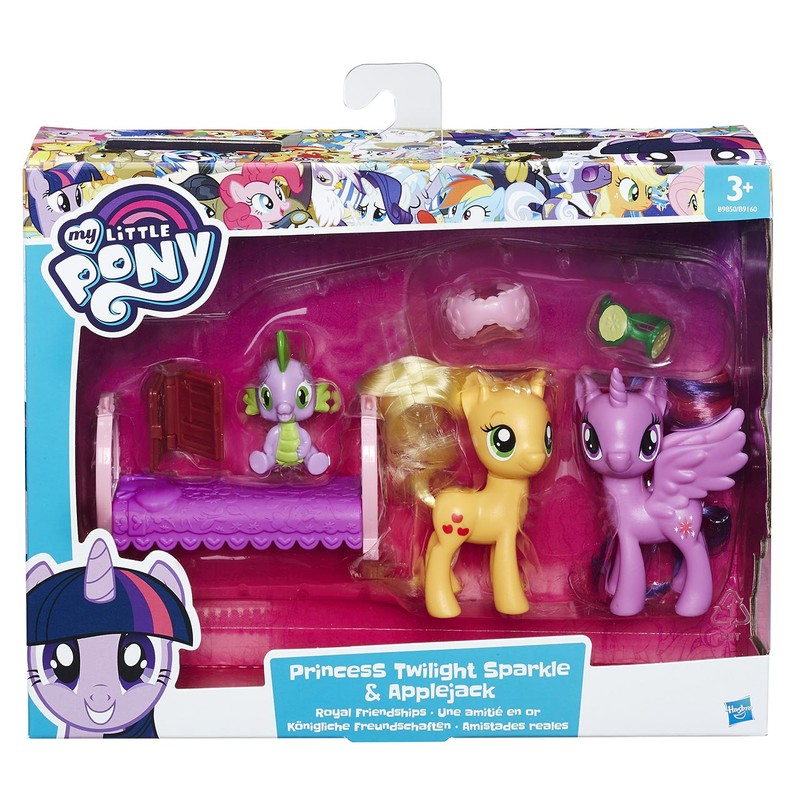 HASBRO - My Little Pony Set 2 Poníků S Doplňky