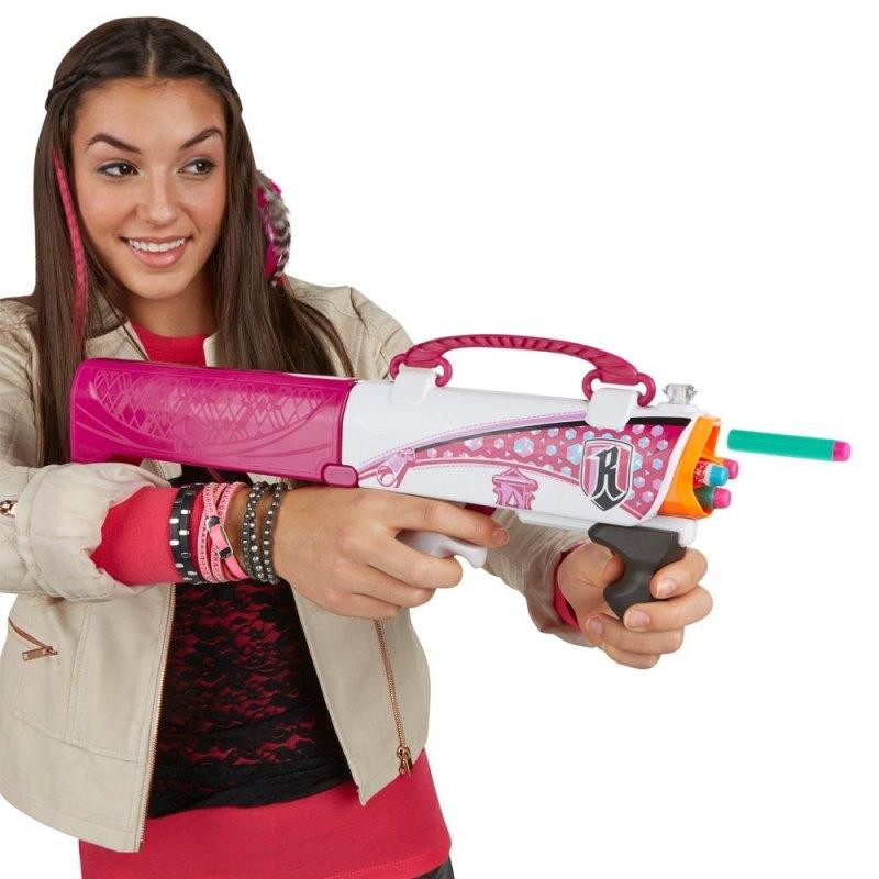HASBRO - Nerf Rebelle špionského pistoli ukrytá v kabelce B0647