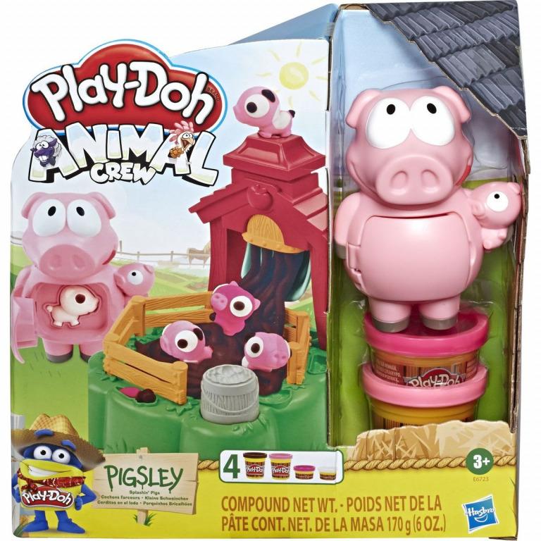 HASBRO - Play-Doh Animals rochnící se prasátka
