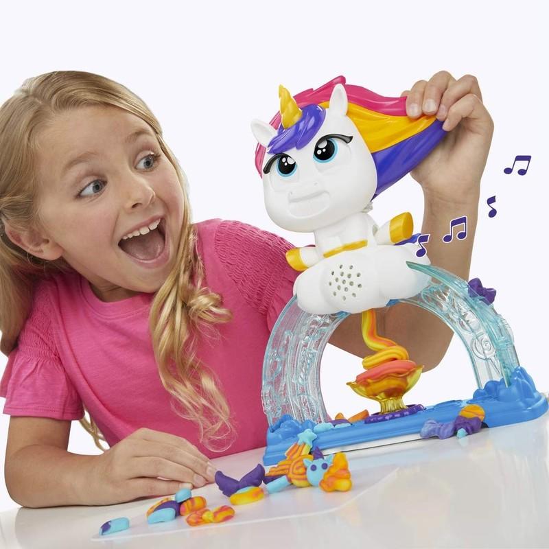 HASBRO - Play-Doh Jednorožec zmrzlinový set E5376