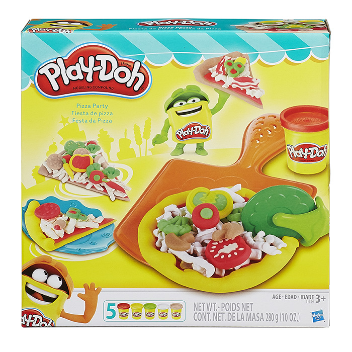 HASBRO - Play Doh Pizza Party
