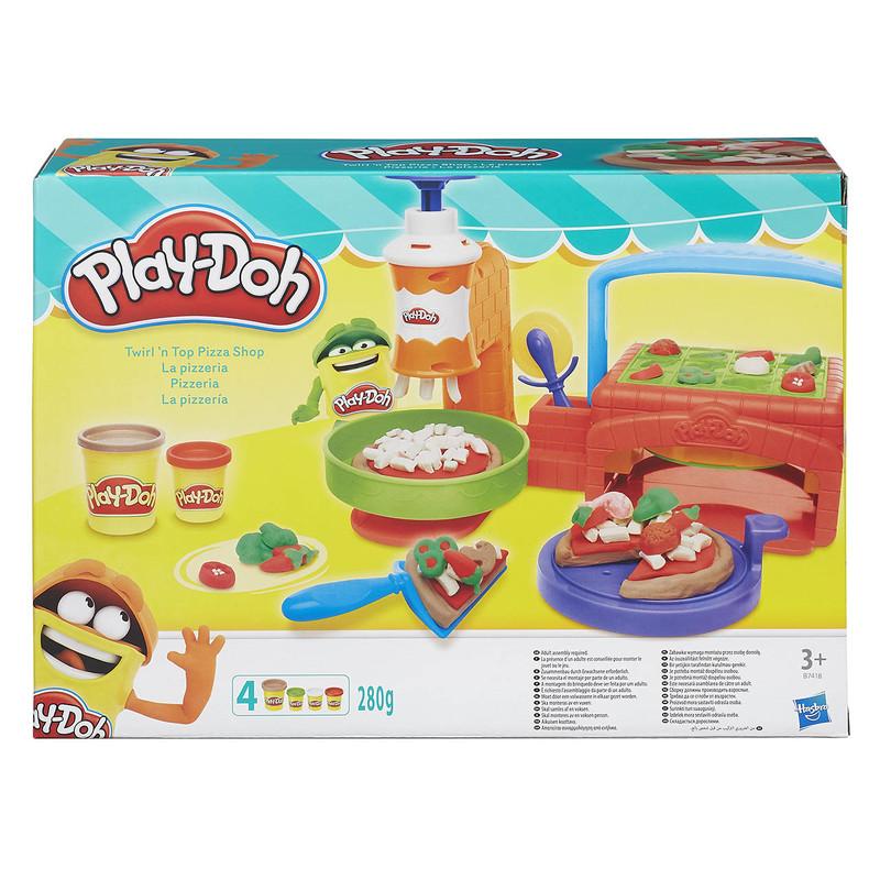 HASBRO - Play Doh Pizzerie