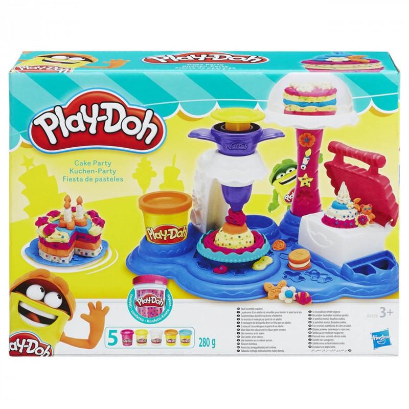 HASBRO - Play Doh Set Párty Dort