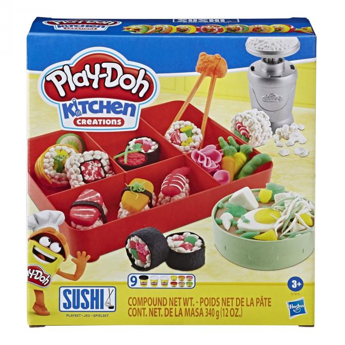 HASBRO - Play-Doh Sushi sada