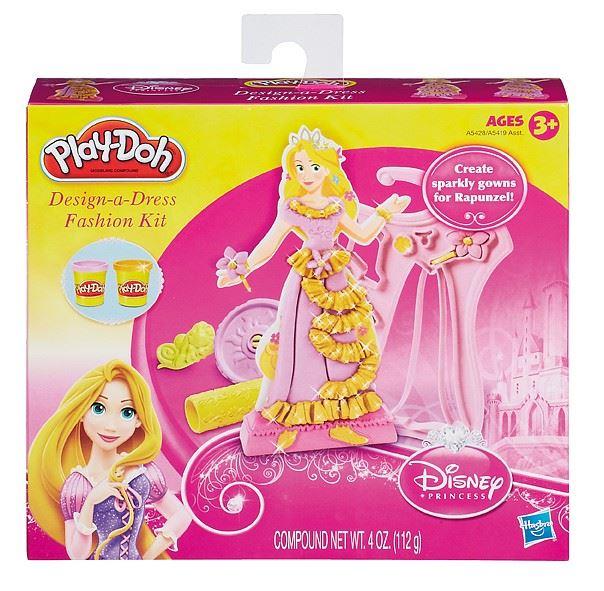 HASBRO - Playdoh Disney Princess výroba šatů A5419