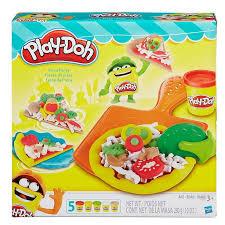 HASBRO - Playdoh Pizza párty B1856