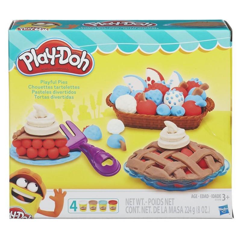HASBRO - Playdoh Výroba koláčů B3398