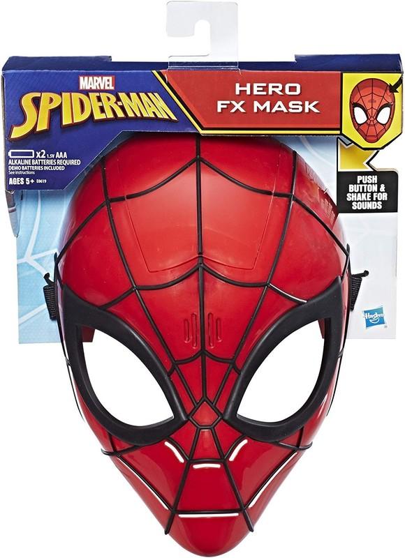 HASBRO - Spiderman maska ??E0619 Hasbro