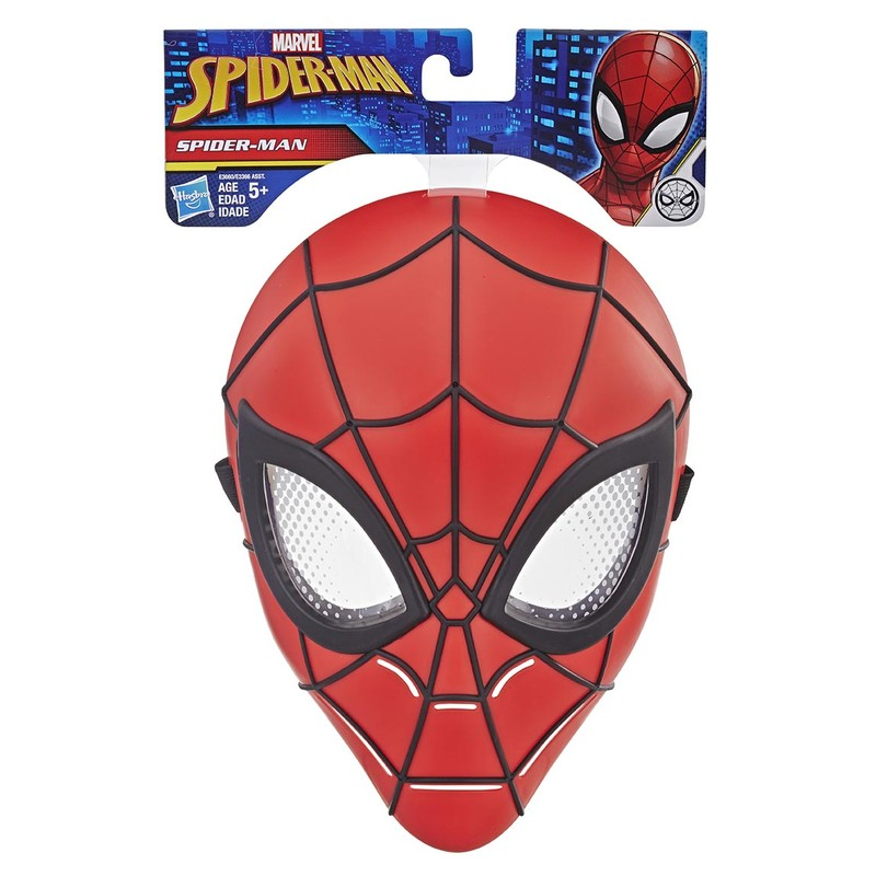 HASBRO - Spiderman Maska Hrdiny - Mix