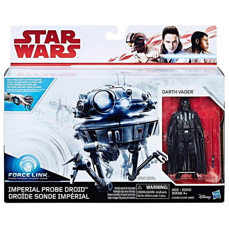 "HASBRO - Star Wars E8 9,5 Cm Vozidlo \""Force Link\"" , Mix Produktů HASBRO"
