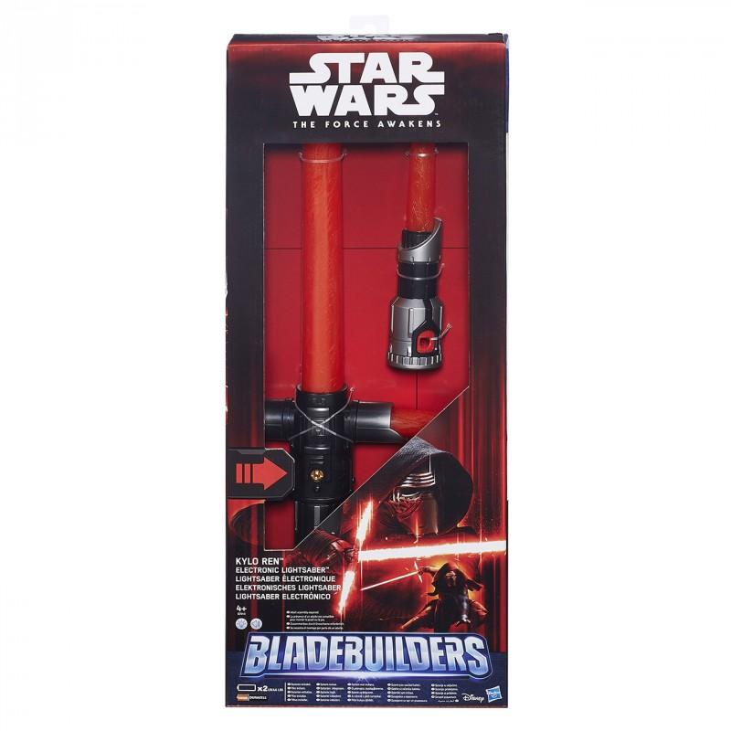 HASBRO - Star Wars Epizoda 7 El. Světelný Meč záporná Hrdiny