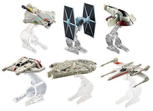 HASBRO - Star Wars Kolekce hvězdných lodí CGW52